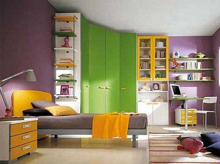 Camerette-Colorful-Kids-Bedrooms