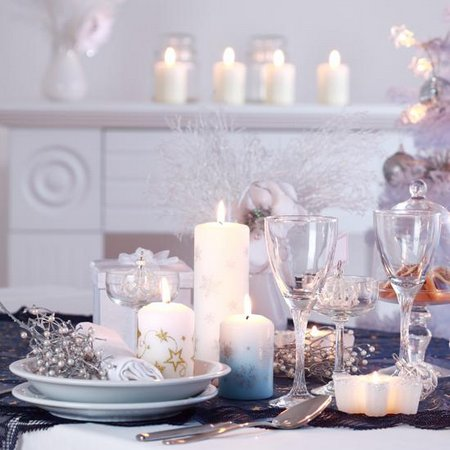 christmas-table-blue