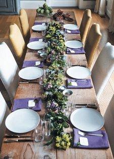 christmas-table-purple