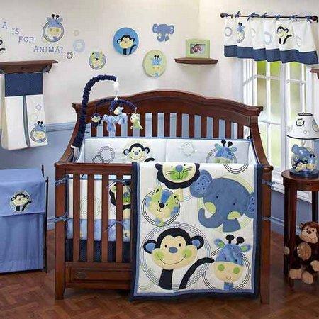 Attractive-Nursery-Decor-Ideas-with-Jungle-Safari-Theme-1